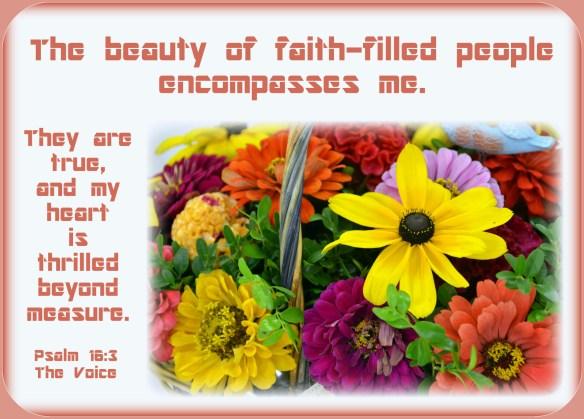 Psalm 16-3