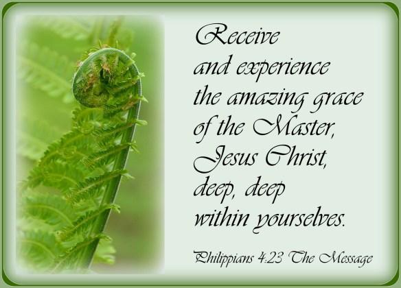 Philippians 4-23