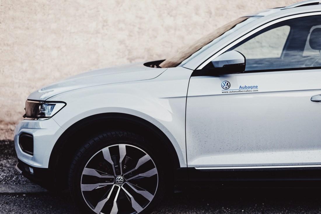 dorisknowsfashion blog mode T ROC nouveauté voiture wolskwagen marseille