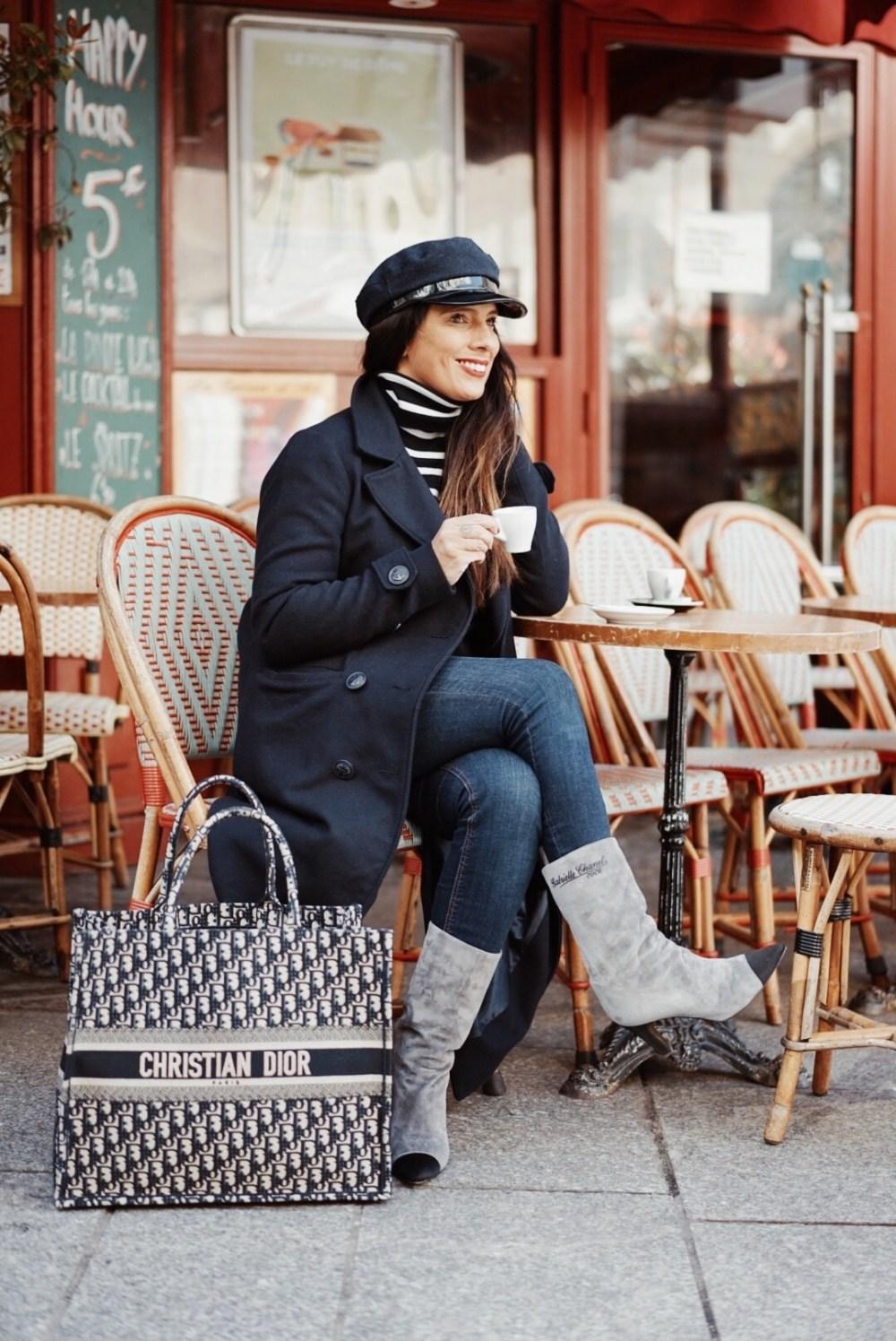 Le mythe de la parisienne