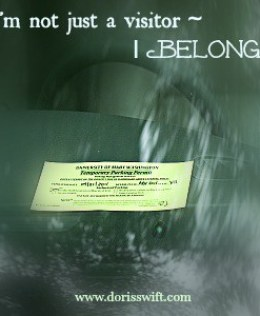 Belong-not just a visitor