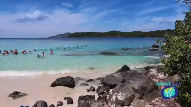 St Thomas, Caribbean – it is a case of which glorious beach