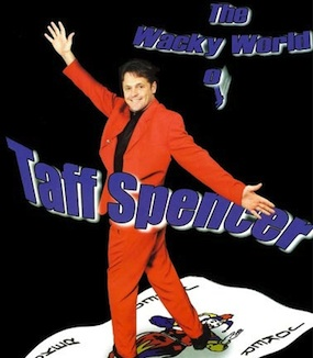 Taffy Spencer, comedy magic on all the cruise lines