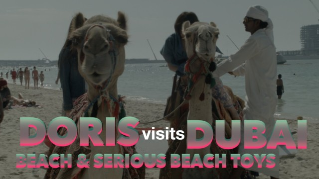 Dubai Beach, Take the Metro