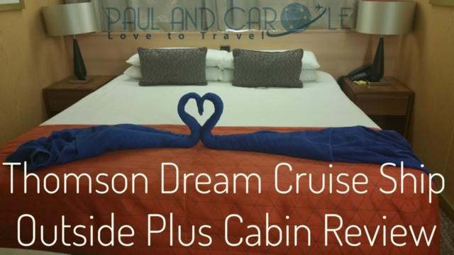 Marella Dream Cabin Tour