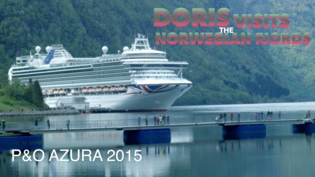 Skjolden, TV drama in a favourite Norwegian Fjord – where Doris started