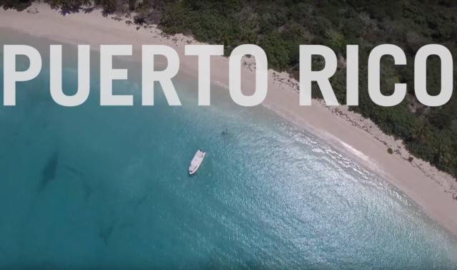 Puerto Rico starts to rebuild