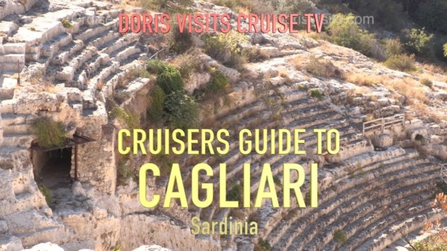 Cruisers guide to Cagliari, Sardinia