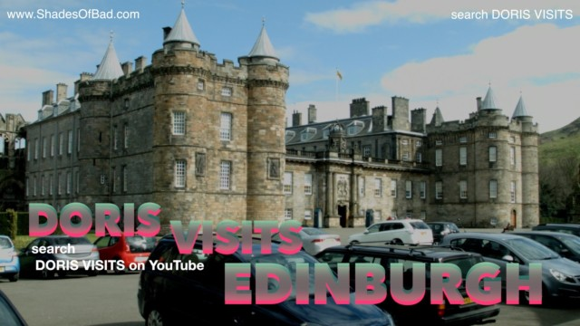 Edinburgh City a must on any British Isle Cruise