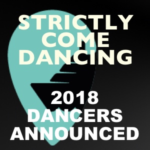 Dancers Announced for the SCD STRICTLY COME DANCING CRUISE !!!!