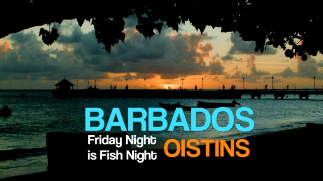 Oistins Fish Night in Barbados, Doris Visits the very special night out.