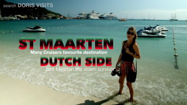 Sint Maarten is open – cruise ships back in number!!!
