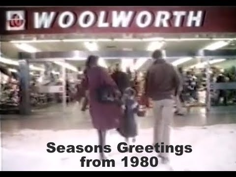 What was Christmas like in 1980? – the great Woolworth christmas adverts