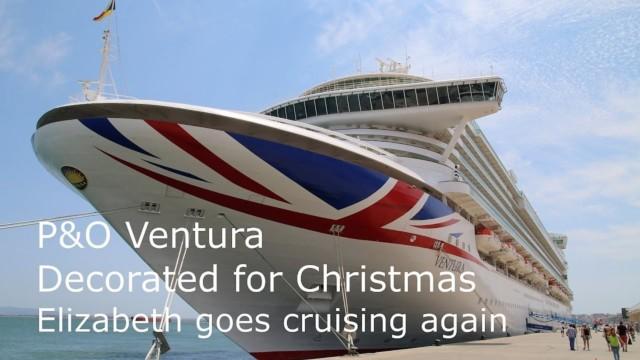 Ventura goes Christmas Cruising – new xmas video