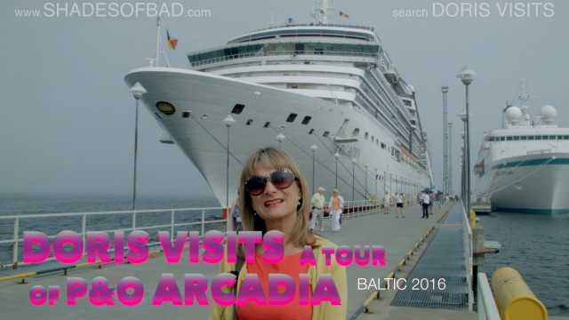 P&O ARCADIA 2019 Ship Tour – Arcadia to get GLASS HOUSE