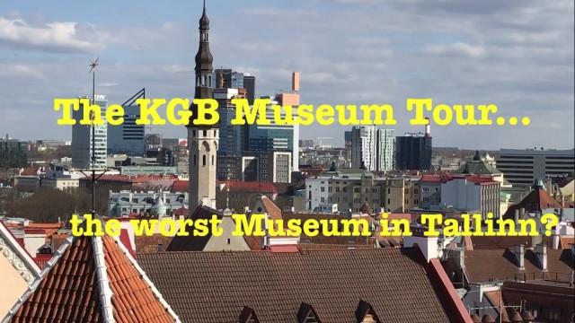 Soviet Tallinn Museum, best seen here first