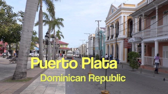 Puerto Plata, Dominican Republic, from Amber Cove