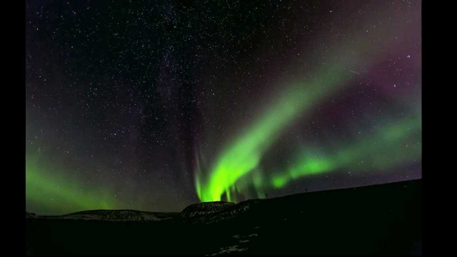 Isafjordur, the home of amazing Northern Lights