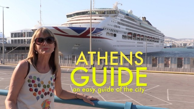 ATHENS GUIDE – general on foot guide of this spectacular city