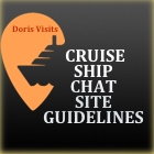 CHAT SITE RULES – here on Doris Visits