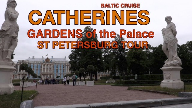 Catherine Palace Park & Gardens, St Petersburg, Russia