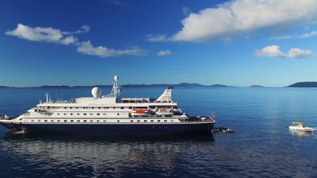 SeaDream – a personal yacht cruise experience