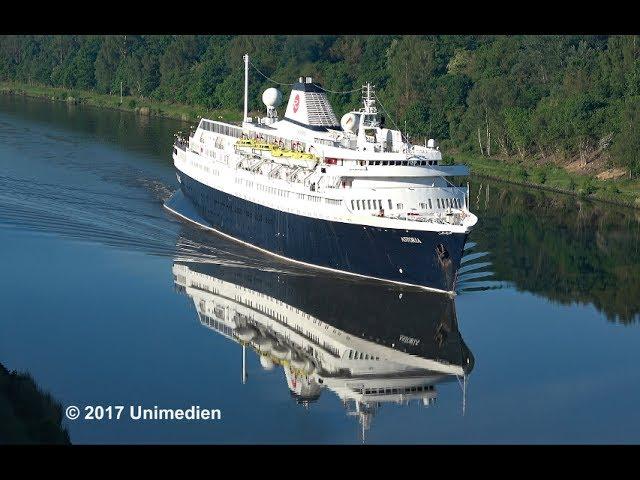 C&M ASTORIA and look inside Cruise & Maritime