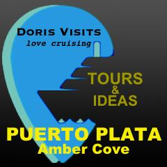 Tours available in Puerto Plata (Amber Cove)