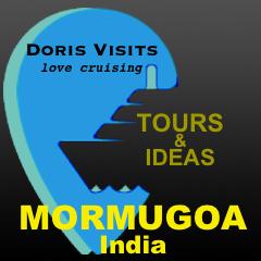 Tours available in Mormugoa, Goa, India