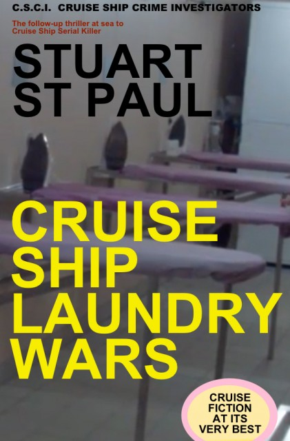 C.S.C.I Laundry Wars. Book 3 in the incredible series.