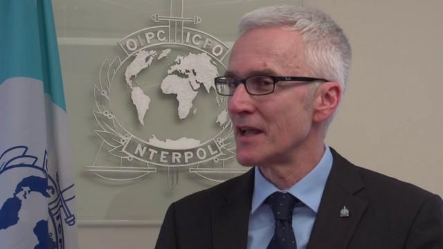 Interpol check cruise passengers