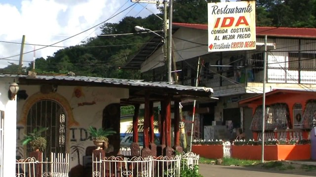 Colón, East Coast Panama – city of start contrasts