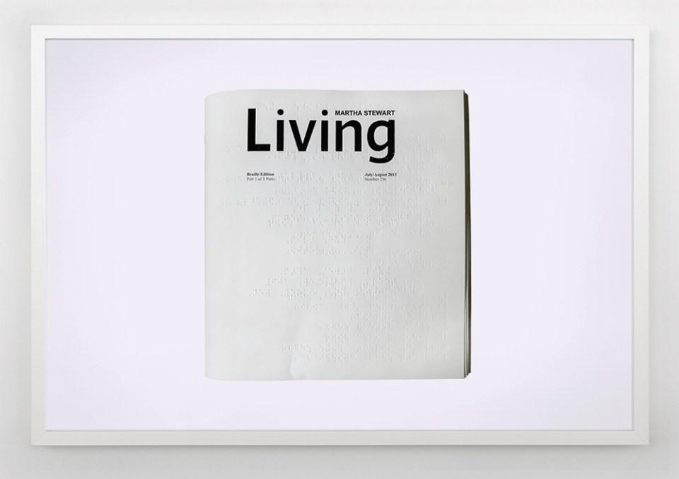 News to Be Read (Martha Stewart Living), 2013