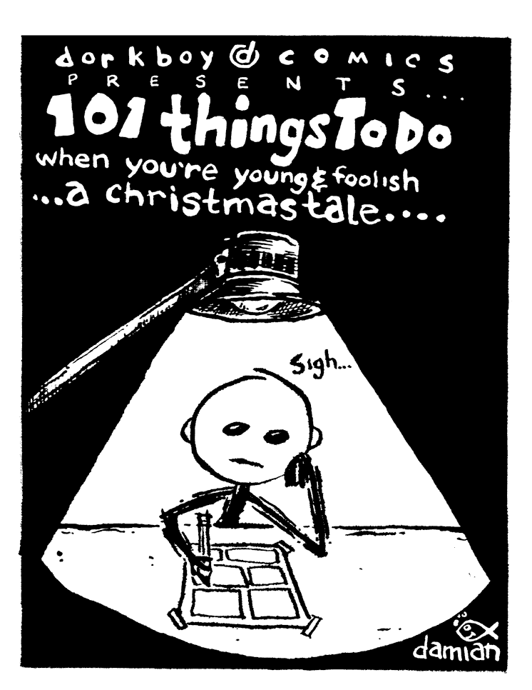 101 things.. Christmas Special – cover