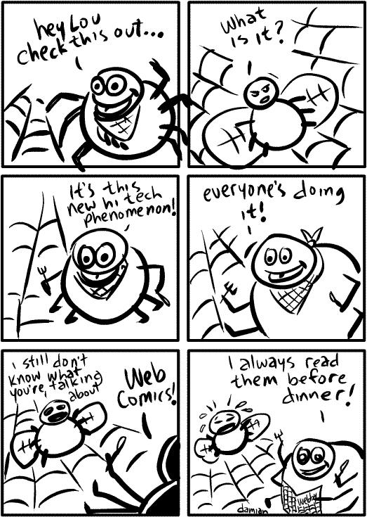 sketchbook – webcomic