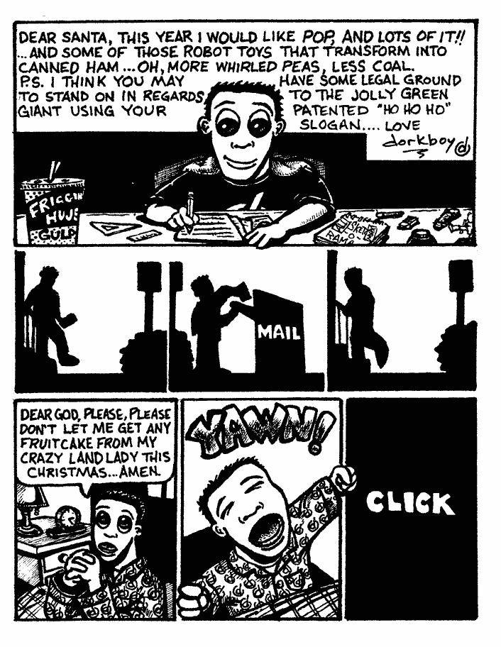 dorkboy Issue #5.75 – p.1