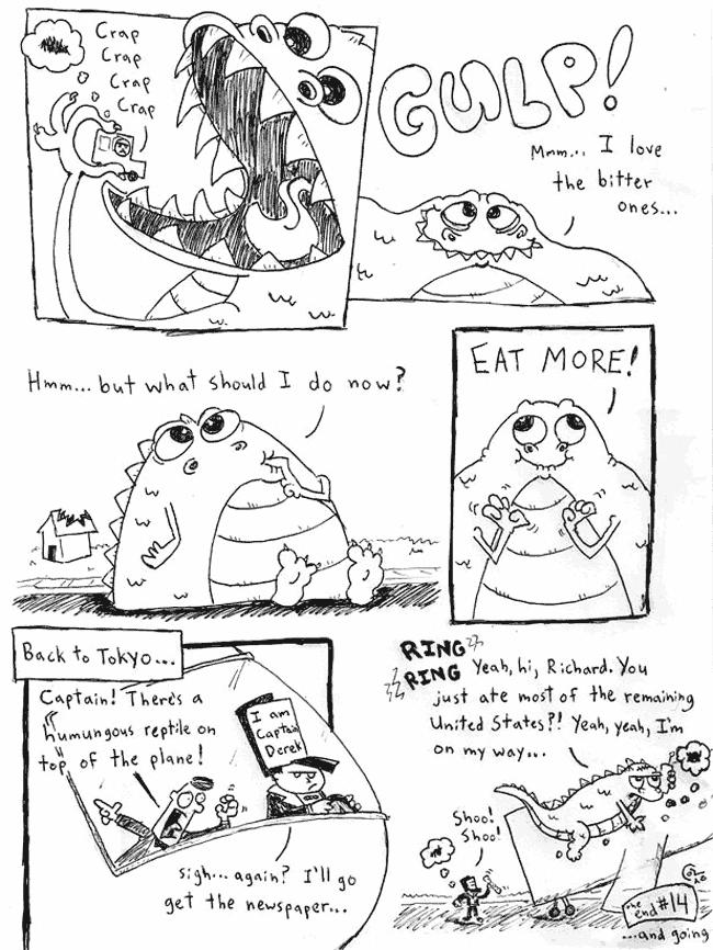 Comic Jam – Homeless p.14 – Conor