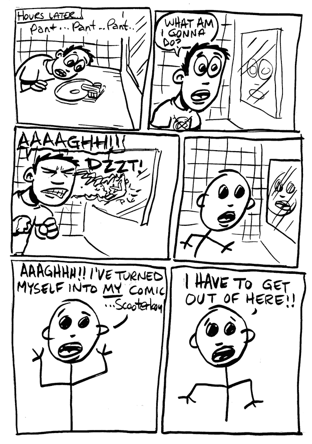 a day in the life… (24 hr comic) p.19