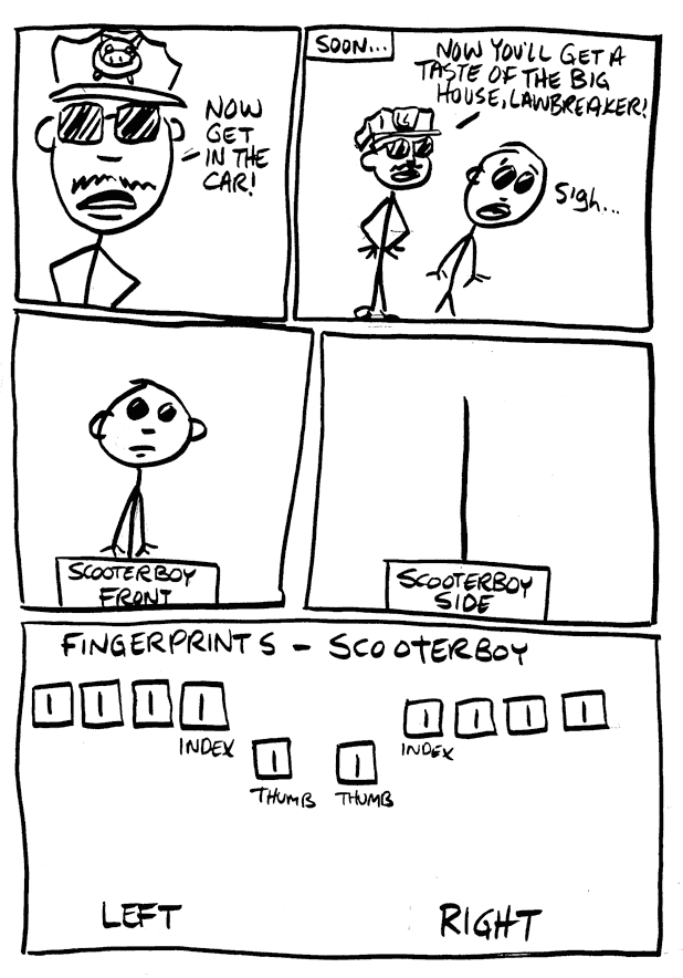 a day in the life… (24 hr comic) p.22