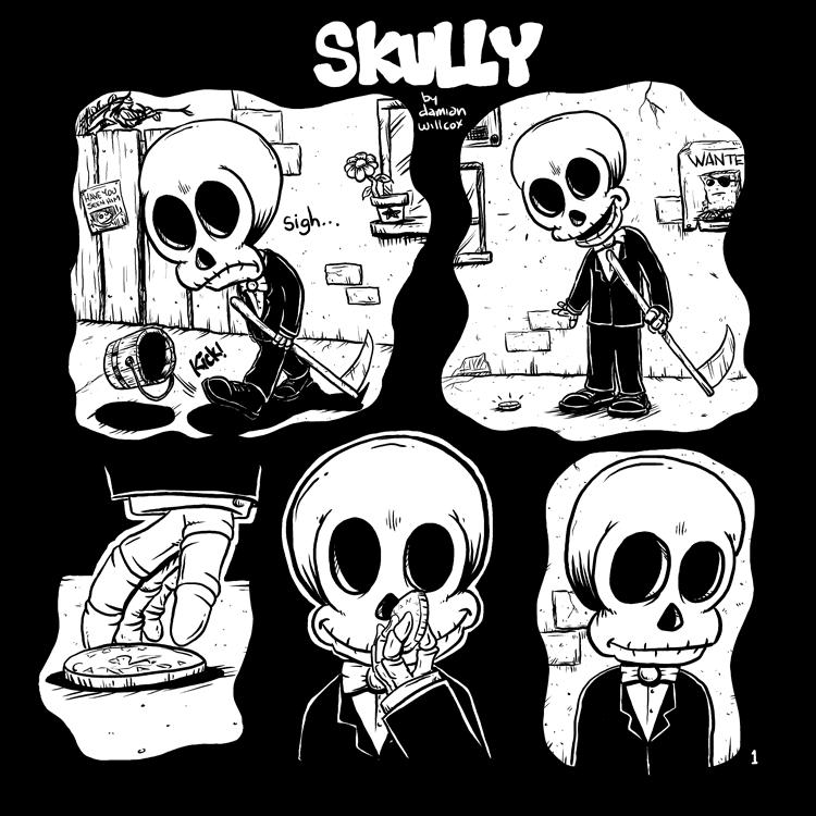 Skully – Lucky Dollar part one