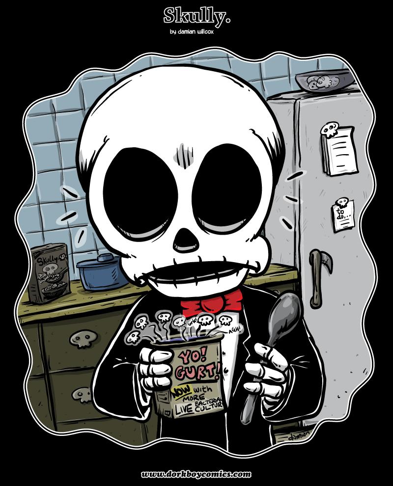 Skully – Cultural Demise