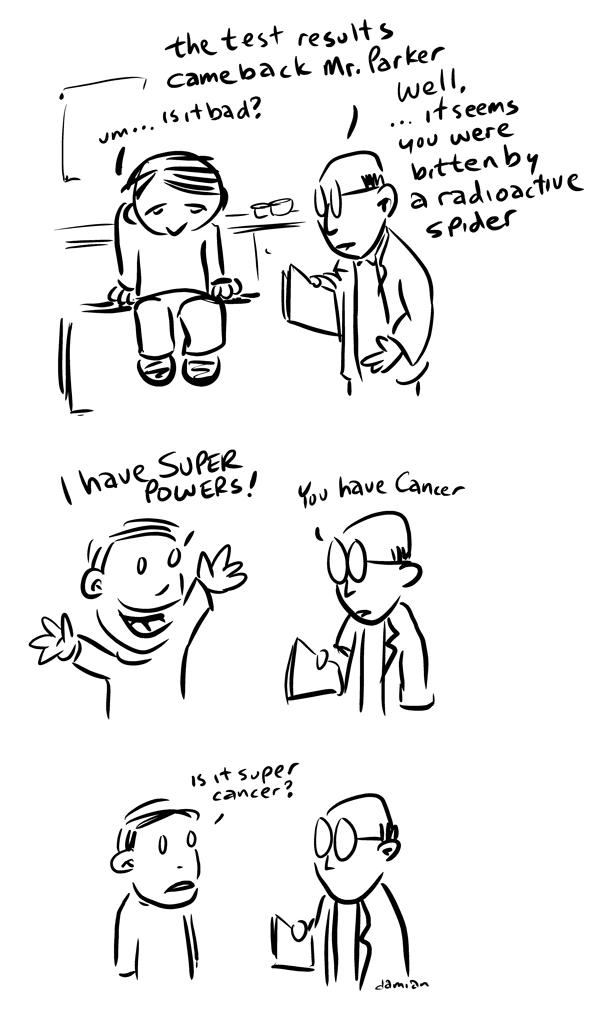 sketchbook – super doctor