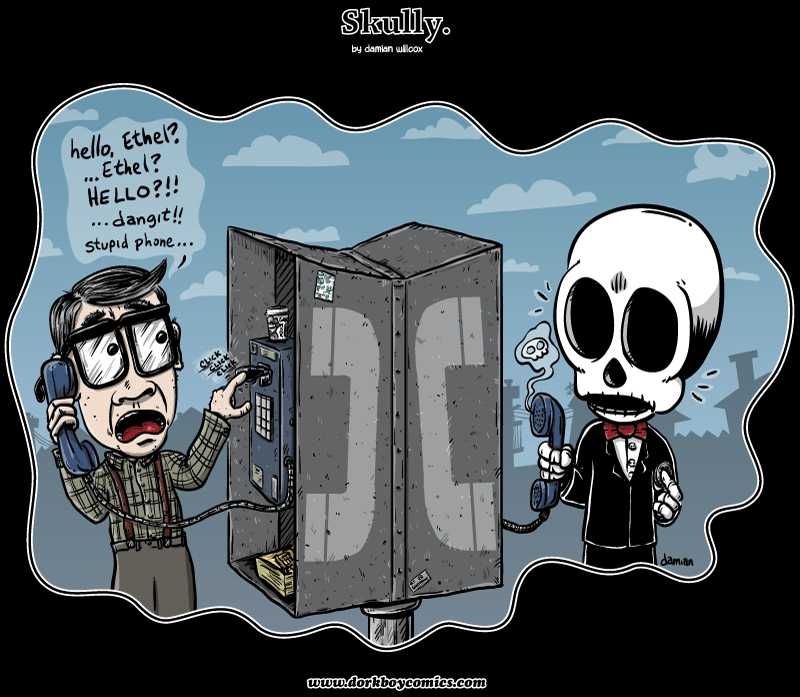 Skully – Dial 'S' for Skully