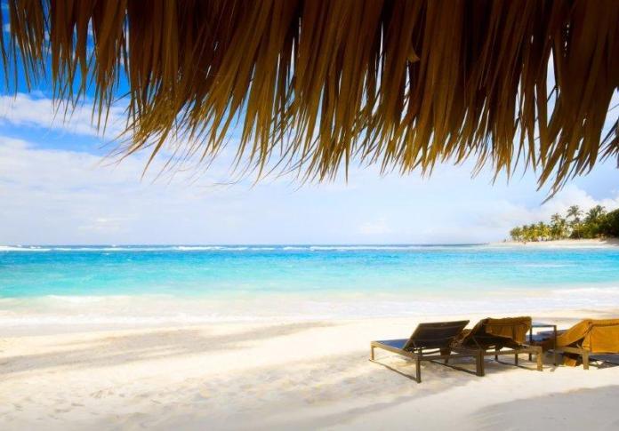 Mexico Cancun Sunshine