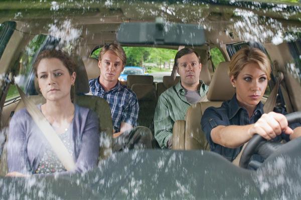 Hall Pass - Jenna Fischer, Owen Wilson, Jason Sudeikis, Christina Applegate