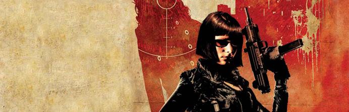 Jennifer Blood #1 - Featured