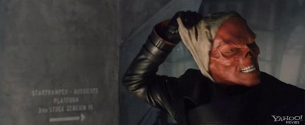 Captain America: The First Avenger - Red Skull (Hugo Weaving)
