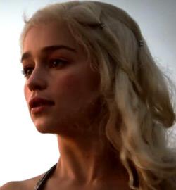 Game of Thrones - Daenerys - Emilia Clarke