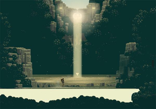 Superbrothers: Sword & Sworcery EP