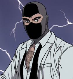 Dr. McNinja: NightPowers